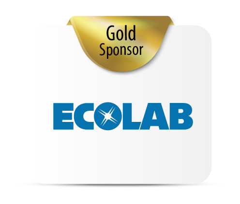 Ecolab- ISSA Show North America Gold Sponsor