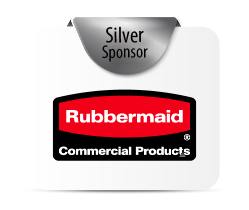 Rubbermaid - ISSA Show North America Silver Sponsor