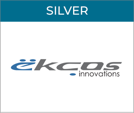 Ekcos Innovations - Silver Sponsor - ISSA Show North America 2020
