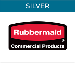 Rubbermaid Commercial Products - Silver Sponsor - ISSA Show North America 2020