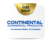 Continental Commercial Products, an American Plastics Co. - ISSA Show North America Virtual Experience Gold Sponsor